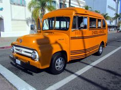 Image result for 1953 ford schoolbus