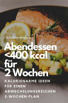Schlanker Feierabend: 14 Kalorienarme Rezepte unter 400 kcal Try our # plan for light, tasty and low-calorie dinners: you will be amazed how varied you can eat under 400 calories! Low Calorie Dinners, No Calorie Foods, Low Calorie Recipes, Diet Recipes, Easy Soup Recipes, Healthy Dinner Recipes, Delicious Recipes, Healthy Foods, Menu Dieta