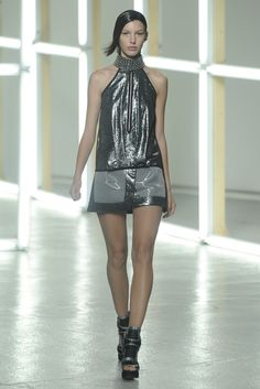 Rodarte RTW Spring 2013 - Runway, Fashion Week, Reviews and Slideshows - WWD.com
