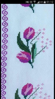 123 Cross Stitch, Cross Stitch Patterns, Embroidery, Cross Stitch Borders, Cross Stitch Flowers, Scrappy Quilts, Drop Cloths, Embroidery Stitches, Hand Embroidery