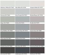 sherwin williams sw6000 snowfall sw6001 grayish sw6002 on benjamin moore color chart visualizer id=17969