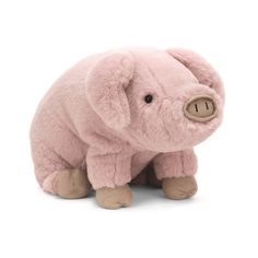 shop for quality stuffed animals,baby toys and more by Jellycat Green Toys, Blue Bunny, Pet Pigs, Jellycat, Farm Yard, Dinosaur Stuffed Animal, Stuffed Animals, Baby Toys, Baby Animals