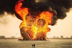 Welcome home – Le festival Burning Man vu par le photographe Victor Habchy