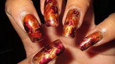 acrylic nail fine art layouts - http://coolnaildesignsz.com/acrylic-nail-art-designs/