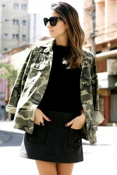 Military Look Clothing | LOOK-DO-DIA-OUTFIT-MILITARY-JACKET-STREET-STYLE-IVI-CORNELSEN-FASHION ...