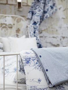 Bed linen IKEA love this!!!