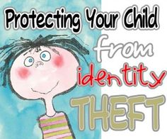 Resolution #2: Protect Your Child from Identity Theft | Macaroni Kid
