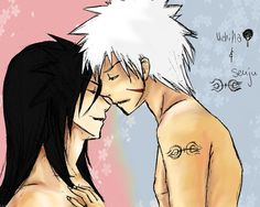 Senju and Uchiha by janora00 on deviantART