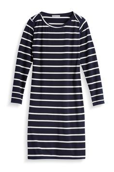Stitch Fix Fall Styles: Striped Dress