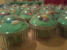 Creamsoda cupcakes