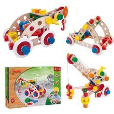 Baufix Multi Set 1 - 3in1 (131 10410) Manufacturer: Baufix Barcode: 9003150104100 Enarxis Code: 013568 #toys #construction #model