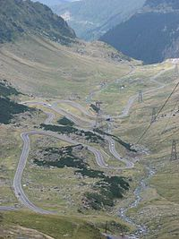 Transfăgărășan - Wikipedia, the free encyclopedia