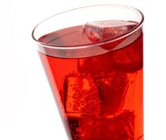 Ruby Red Punch - non alcoholic