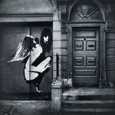 Angels can't come back home... by =Pajunen on deviantART