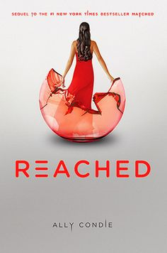 """Matched, Ally Condie 