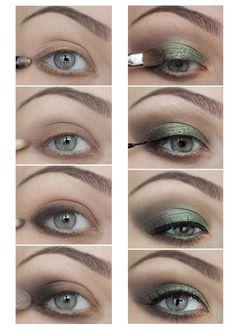 Copper eye czyli w brązie i zieleni