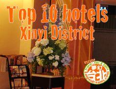10 Popular Hotels Around Xinyi District, Taipei City!