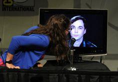 Mayim Bialik and Jim Parsons (Amy & Sheldon) at event of The Big Bang Theory Big Bang Theory Show, The Big Theory, Sheldon Amy, Kristian Kostov, Joey Lawrence, Lp Laura Pergolizzi, Melissa Rauch, Mayim Bialik, Friday Humor