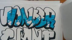 Wonder Giant Graffiti by Daniel United on Vimeo
