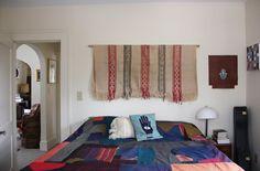 Экскурсия по дому: красочный Стиль Калифорнии в Эшвилл | квартира терапия