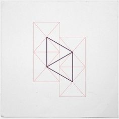 Discover more of the best Unexpected, Relations, Minimal, and Geometric inspiration on Designspiration Geometry Pattern, Geometry Art, Sacred Geometry, Geometric Designs, Geometric Shapes, Graphic Design Illustration, Illustration Art, Color Shapes, Graphic Patterns