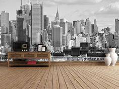 Hudson River New York Wallpaper | The Binary Box