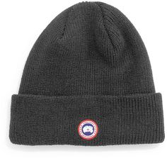 CANADA GOOSE MERINO WOOL KNIT CAP  55 by Canada Goose at Neiman Marcus  Available Colors  BLACK  10bc677c8dbf