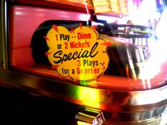 Put another dime in the #Jukebox baby! http://www.gamesroomcompany.com/Product_Catalogue/Jukeboxes