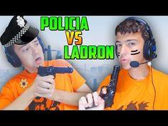 POLICIAS vs LADRONES! ÉPICO!! - Gameplay GTA 5 Online Funny Moments (GTA V PS4) - YouTube