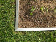 Metall Beet- und Rasenkante -breit-