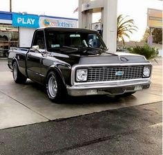 Vintage Trucks Muscle This is the one I need! Gmc Trucks, Chevy Pickup Trucks, Classic Chevy Trucks, Chevy Pickups, Chevrolet Trucks, Cool Trucks, Gmc Suv, S10 Truck, Chevy Chevelle