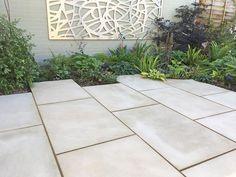 Sawn Mint Sandstone - Patio Stones - Paving Slabs - Nustone Sandstone Paving Slabs, Limestone Paving, Paving Stones, Patio Kits, Paving Design, Garden Paving, Backyard Landscaping, Backyard Patio, Modern Patio