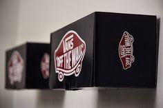 shoe box wall mount