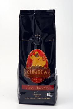 Cumbia San Agustin Coffee 100% Single Origin Colombian Gourmet Ground Coffee, 10-ounce Bag -- Review more details @ : Fresh Groceries