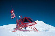 Ski Haus, Switzerland by Horden Cherry Lee architects, London, UK