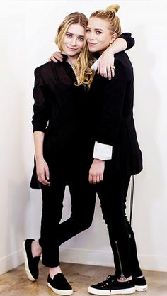 17 Photos of the Olsen Twins That Blew Up on Pinterest via @WhoWhatWear