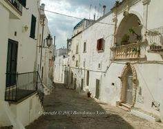 Ostuni.... Puglia.... Italia....città bianca...I love