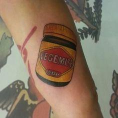 24 Beautiful Australian Tattoos You Definitely Wouldn't Regret Book Tattoo, Tattoo You, Australia Tattoo, Body Is A Temple, Piercing Tattoo, Piercings, National Treasure, Tatoos, Tattoo Designs