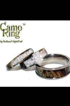 Camo Rings