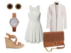 White look for Summer/ Spring