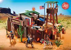 Fuerte del Oeste - 5245 - Playmobil® España