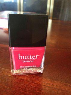 London butter halal nail polish