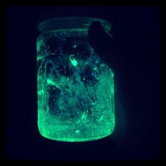 My night light, homemade 💗 Lava Lamp, Night Light, Crafts For Kids, Table Lamp, Vase, Homemade, Projects, Diy, Inspiration