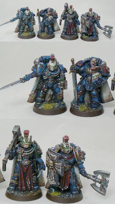 Ultramarine Masters of the chapter