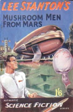 Comic and Science Fiction Magazine Covers This one speaks for itself.
