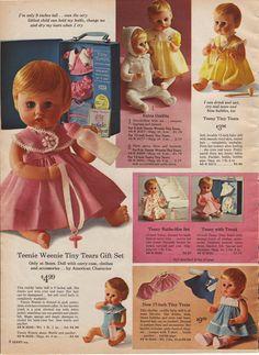 1964 Dolls