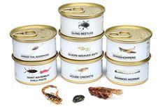 ¿Comerías insectos enlatados? Averigua qué contiene la nueva línea Edible Bugs Gift Pack, aquí: http://www.sal.pr/?p=84152