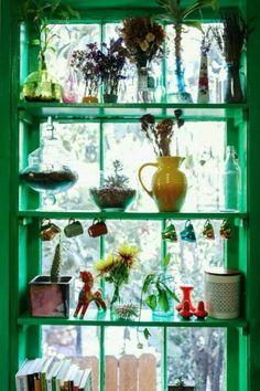 Rustic Bohemian Kitchen Decorations Ideas 51