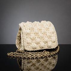 Chic & Unique by V&R Knit Crochet, Crochet Hats, Popcorn Stitch, Light Beige, Vans, Knitting, Unique, Handmade, Diy