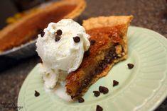 Tollhouse Pie Recipe - Rae Gun Ramblings